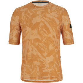 Santini Delta Gravel Tech T-Shirt Men orange